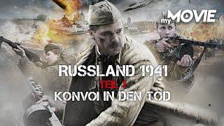 Russland 1941, Teil 1 - Konvoi in den Tod (2011) | kompletter Film - deutsch