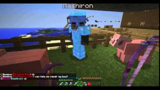 Minecraft:Mashiron Training room and Mashiron OP Power thumbnail