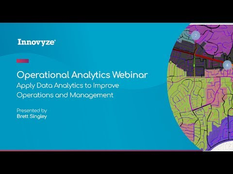 Apply Data Analytics To Improve Operations And Management