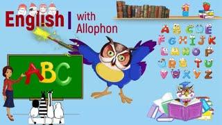 Английский алфавит. Правила чтения гласных и согласных звуков.