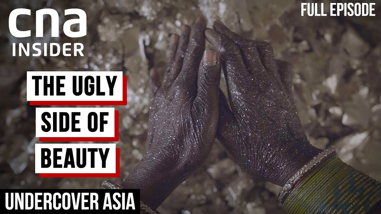 The Dark Secret Behind Your Shiny Makeup | Undercover Asia | CNA Documentary