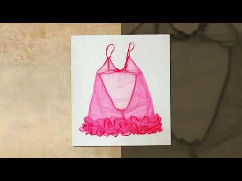 45f47b2b4 شاهد أجمل قمصان النوم 2018 | الجزء 42 |Beautiful nightgowns 2018 | Part 42