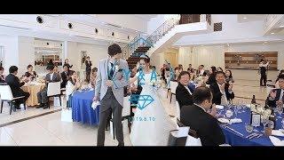 【ララシャンスベルアミー】 佐賀県鳥栖市の結婚式場 アイケイケイウェディングが行う結婚式の動画