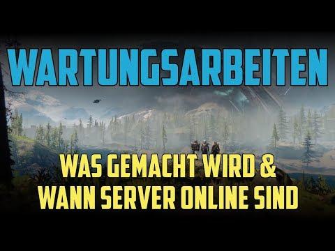 Destiny 2 : Wartungsarbeiten   Was Gemacht Wird & Wann Server Online Sind