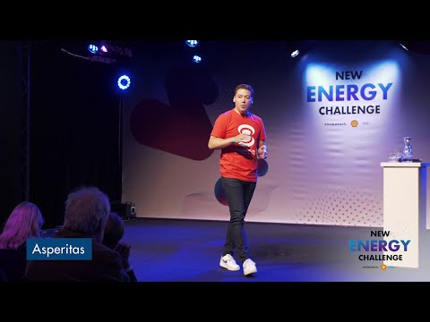 Wondering how datacenters can become energy producers? | Asperitas pitch | New Energy Challenge 2018