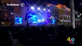 Dúo Gaitán Castro - Ay Mi Cholita (Aniversario de Lima 2014)