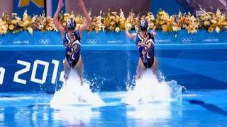 Encyklopedia Konkurencji Olimpijskich: pływanie synchroniczne