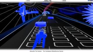 BMTH - The Comedown [Robot Sonics Remix] - HiDD3NWARRiOR Audiosurf