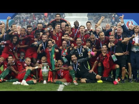 Euro 2016: Portugal claims European Championship victory