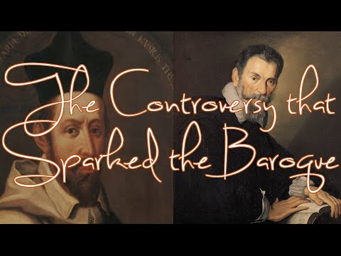 The Controversy that Sparked the Baroque