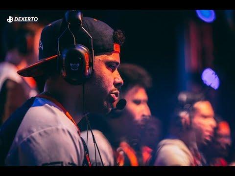 ECHOFOX VS GHOST GAMING LIVE MEXICO ESPORTS