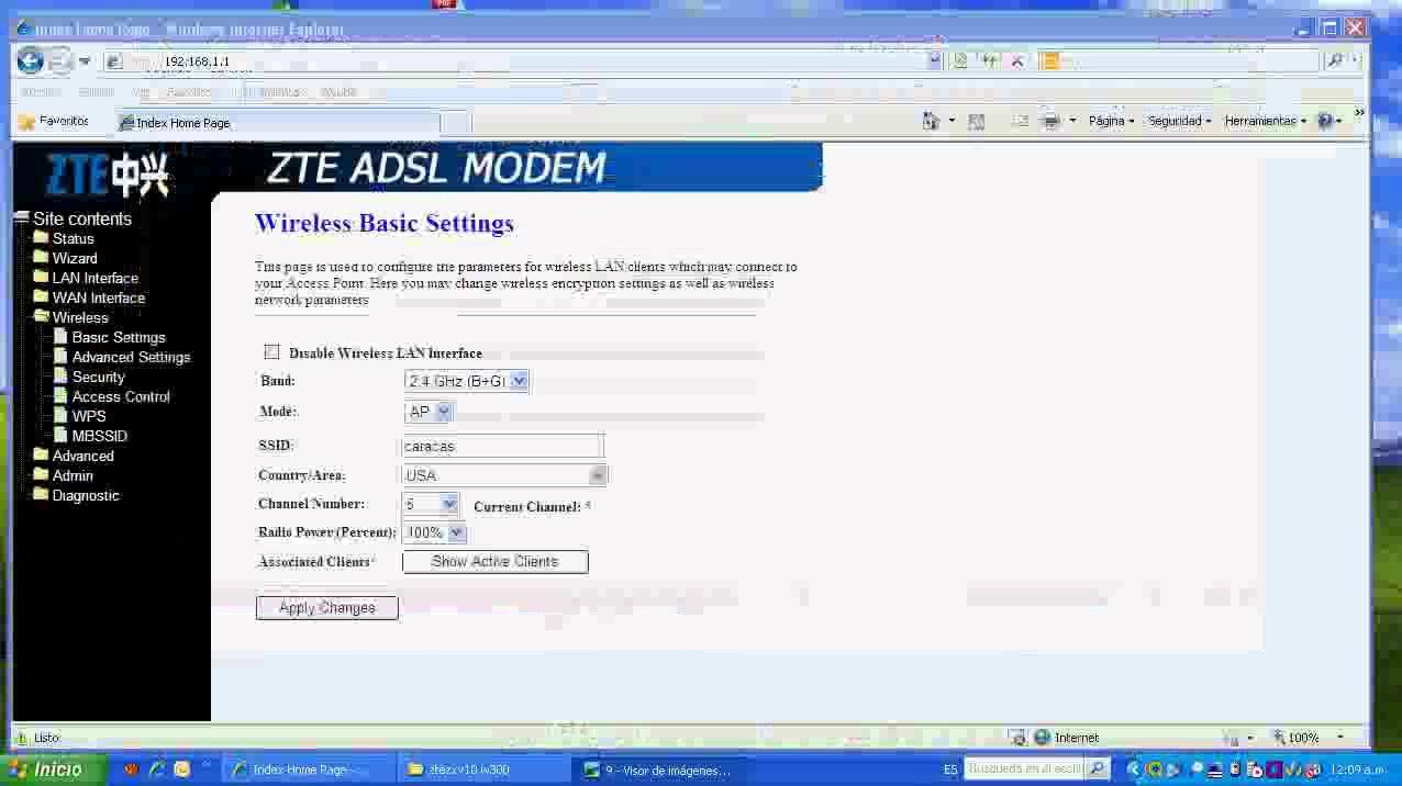 router zte modelo zxv10 w300 youtube rh youtube com ZTE Wireless Router Configuration ZTE Router Settings