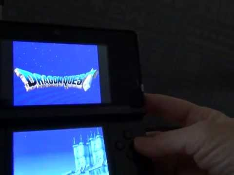 dragon quest ix patched rom