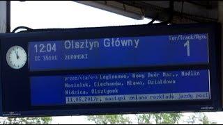 Turystyczna Jazda - odc. 69 - Olsztyn, Lato 2017