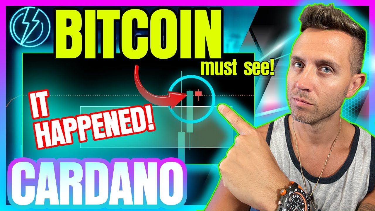 Bitcoin Just PULLED A HUGE MOVE! Now Cardano PREPARES For One...