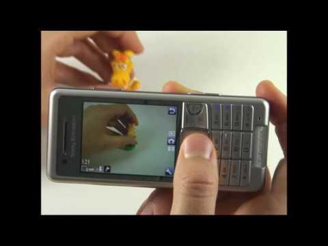 Sony-Ericsson C510 Test Kamera