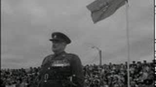 CANADIAN ARMY DOCUMENTARY Circa 1960