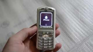 Motorola ROKR E1/iTunes Phone/Apple iTunes