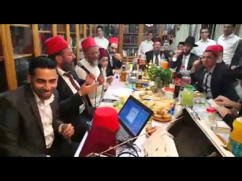 אופיר סלומון - חגיגות המימונה בביתו של הרב מיכאל לסרי שליט''א - 2016 - אשמח בך