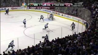 Minnesota Wild @ Colorado Avalanche 04/26/14 Game 5