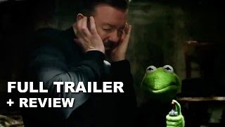 muppets most wanted official trailer   trailer review hd plus