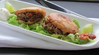Gorditas Recipe -- The Frugal Chef
