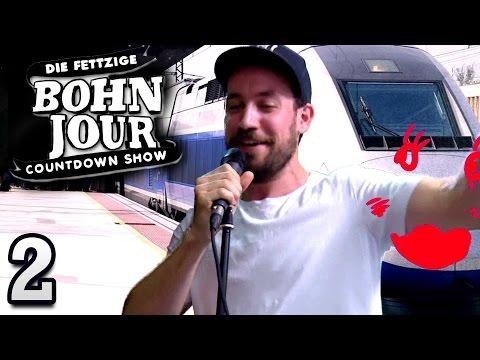 [2/3] Party im Garten, Freestyle-Karaoke | Die FETTzige YouTube Countdown-Show | 31.08.2016