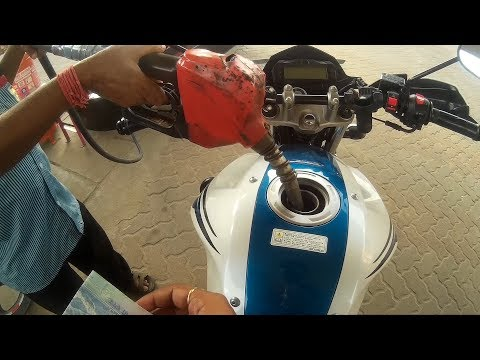 How to Refuel || Yamaha FZ-S V2.0 || Requested Video