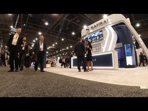 Safran présent au salon de laviation daffaires NBAA 2019