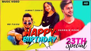 HASNAIN: Live Today | Hasnain Khan birthday Live Video | Meri Galti song