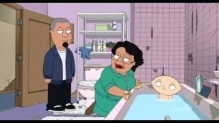 Stewie Shoots Consuela