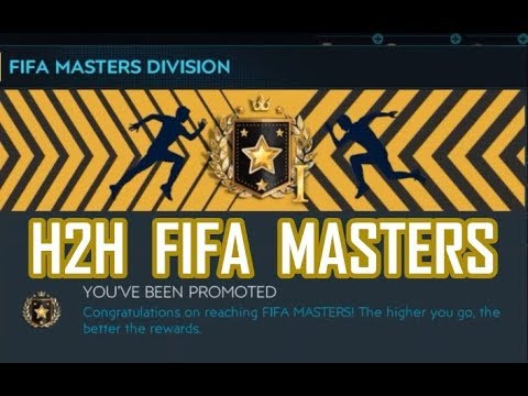 H2H FIFA MASTERS REACHED !!! | GAMEPLAY | FIFA MOBILE 20