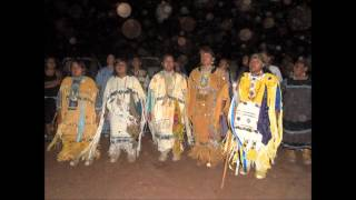 Apache sunrise dance