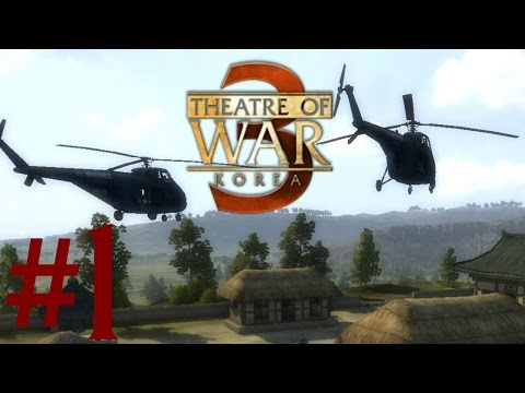 Theatre of War 3: Korea - American Campaign #1