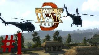 Theatre of War 3: Korea - American Campaign #1