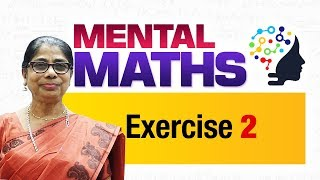 Learn basic of mental Maths for beginners   Time - Exercise - 2   Maths Tricks