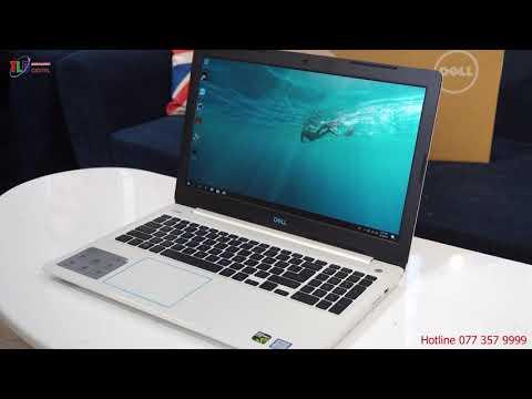 8-3 Mua Laptop Nào Cho Chị Em Phụ Nữ ? Laptop Gaming Dell G3 3579 Trắng