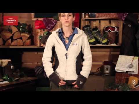 in secondo luogo Essere eccitato ombrello  Jack Wolfskin Womens Kodiak Jacket - YouTube
