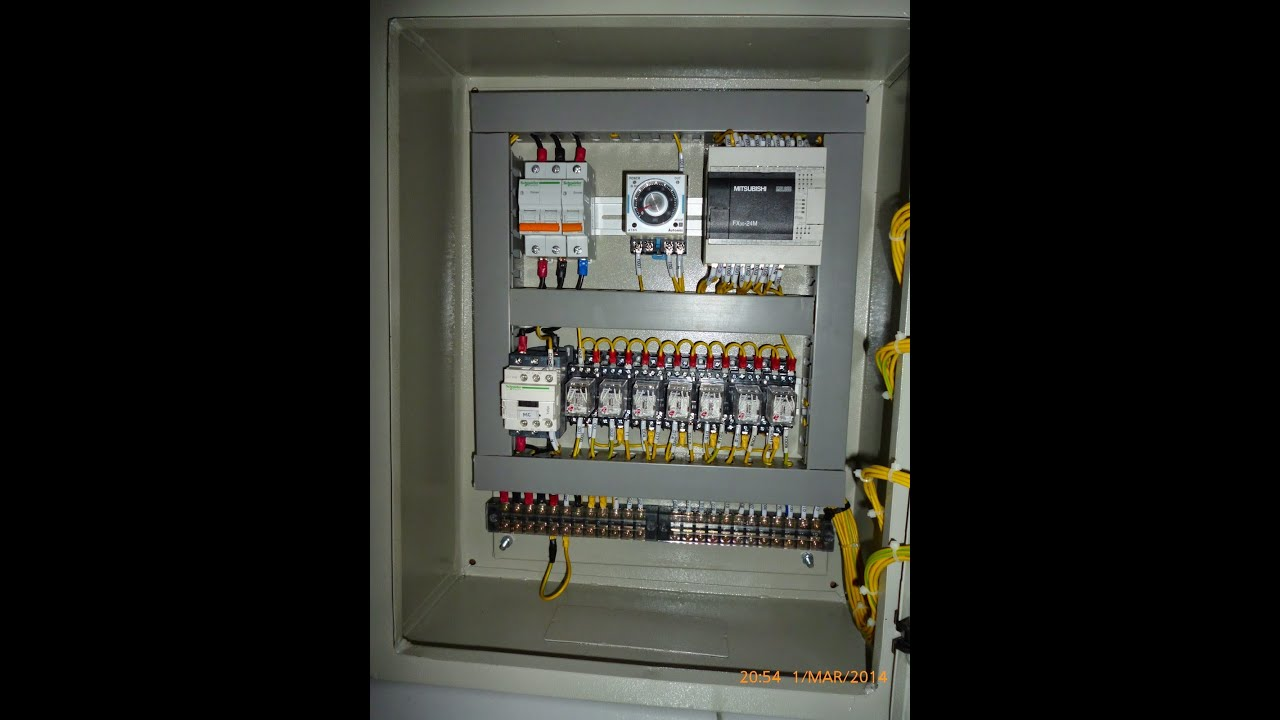 component of electrical panel youtube rh youtube com Panel Ampere Listrik Indikator Gardu Listrik