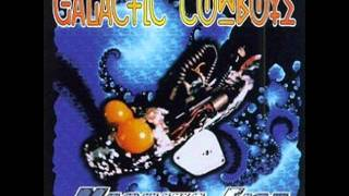Galactic Cowboys - 1 - Feel The Rage - Machine Fish (1996)
