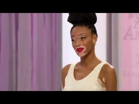 Chantelle Winnie Young-Brown's ANTM Audition