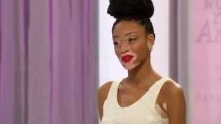 Winnie Harlow's First Audition - ANTM