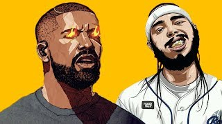 Drake, Post Malone - Stuck by You ft. Swae Lee & Joji prod. by StunnahBeatz