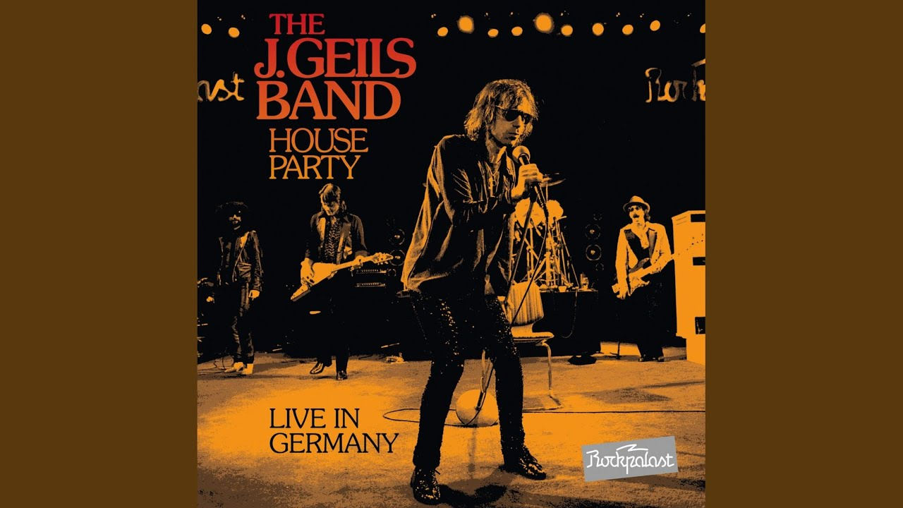 The J. Geils Band - Topic - YouTube Gaming