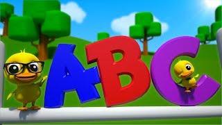 Kids Songs and Nursery Rhymes   Learn English Alphabet
