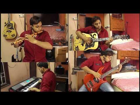 Humsafar | Badrinath Ki Dulhania | Instrumental Cover By Ayaz | Flute