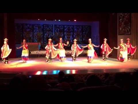 Sarawak Cultural Village - Cultural Show - 02 Jan 2016