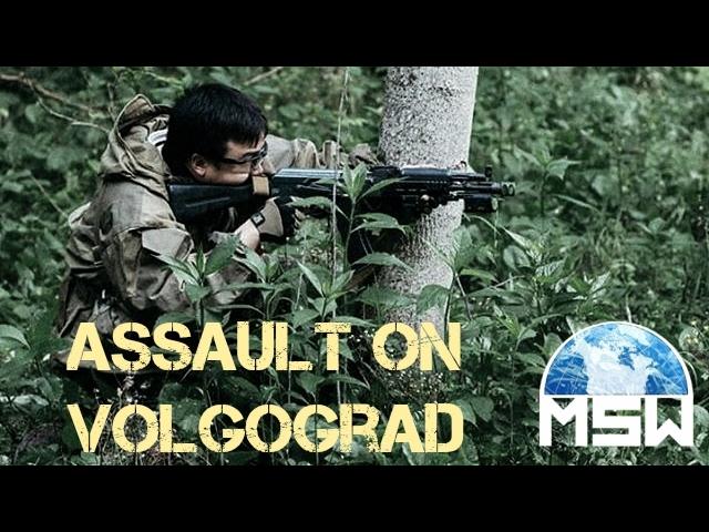 MSW - Assault on Volgograd - Recce Squad