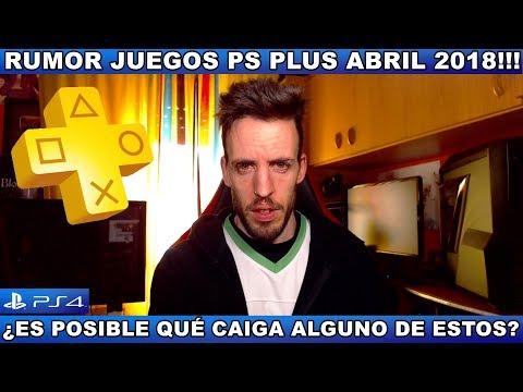 ¿JUEGOS PS PLUS ABRIL 2018? - Hardmurdog - Noticias - Ps4 - 2018 - Español