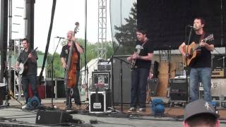 Yonder Mountain String Band  5-28-11 @ Hookahville, Only A Northern Song